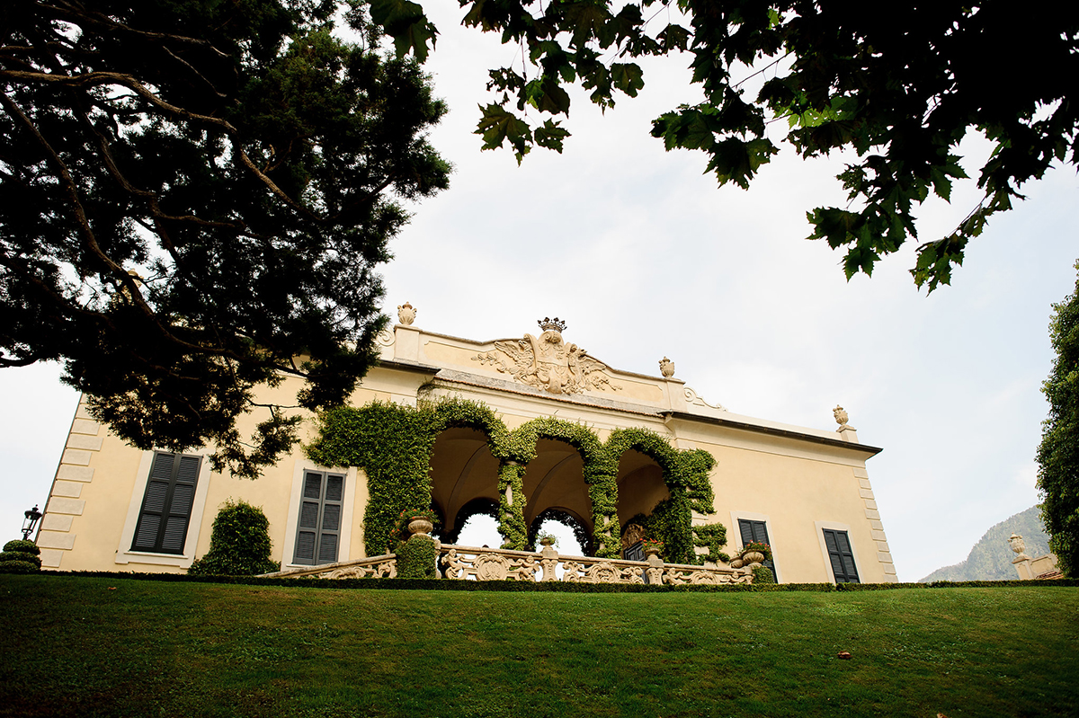 villa del balbianello wedding price