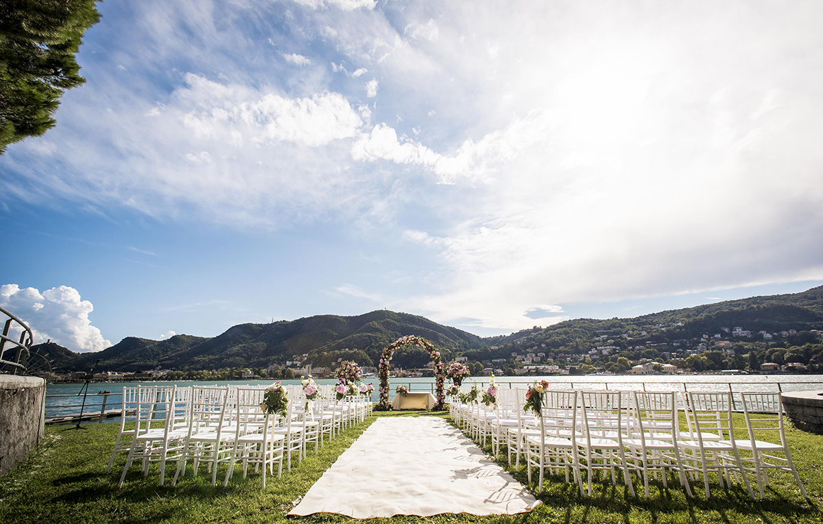 italian villa wedding venue