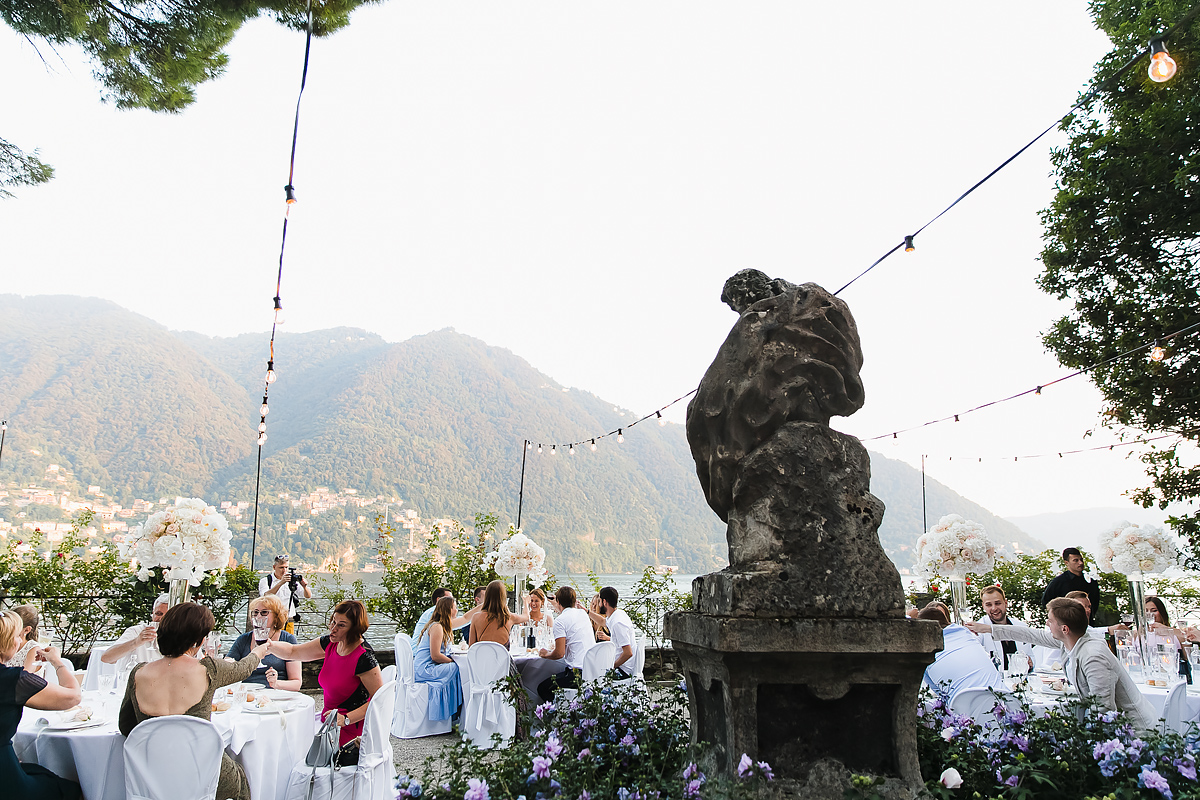 villa pizzo lake como wedding