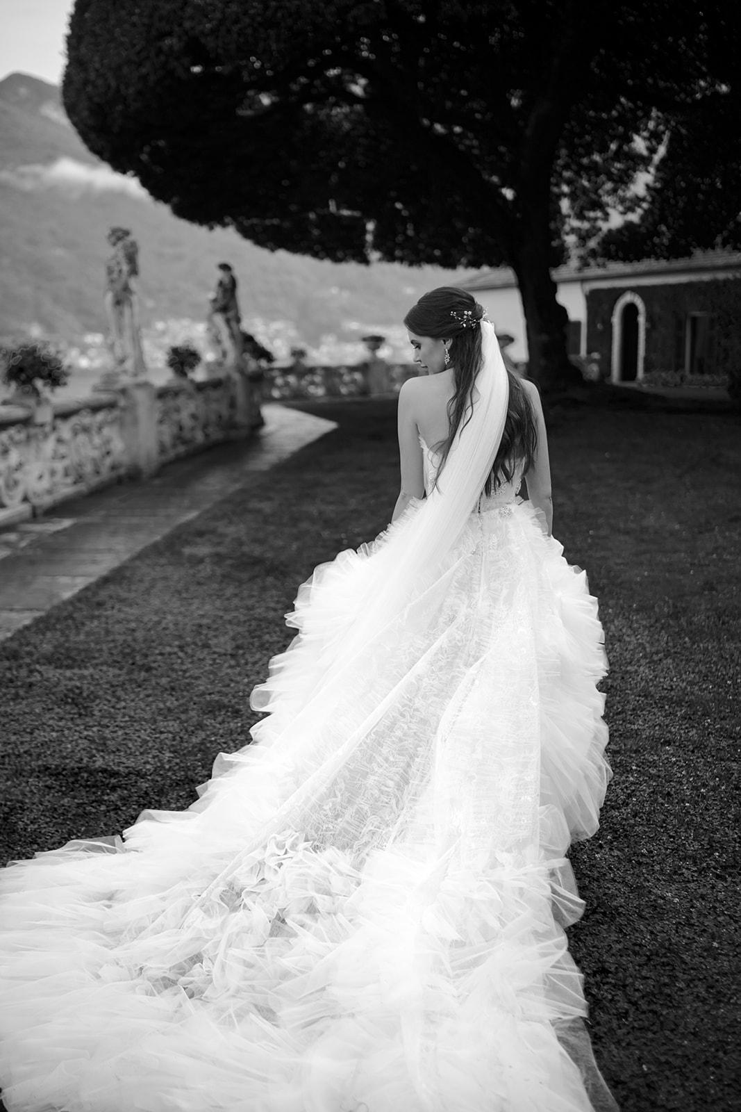 Свадьба на озере Комо. Агентство «Marry Me On Lake Como»